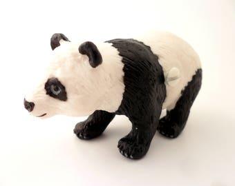 Panda Drawer knob - Decorative knobs - Animal Drawer Knobs - Panda Door Knob - Panda Nursery - Panda Gifts - Panda - Nursery Panda Decor
