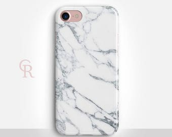 Marble iPhone 8 Case For iPhone 8 iPhone 8 Plus - iPhone X - iPhone 7 Plus - iPhone 6 - iPhone 6S - iPhone SE - Samsung S8 - iPhone 5