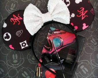 Designer Themed Ears Gift Set - Girls Night Out