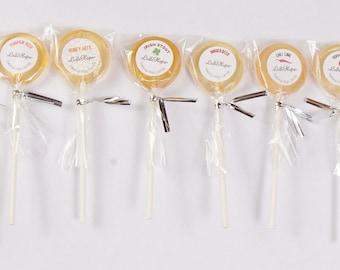 6 Assorted LolliHops® - hop infused lollipops beer candy