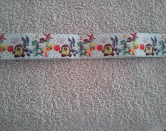 Looney toon Ribbon (1 m) 22mm