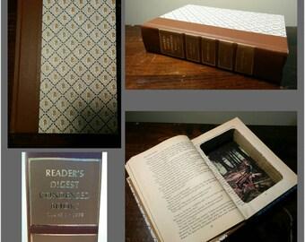 Hollow Book: 1979 Reader's Digest
