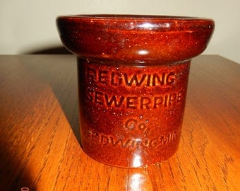 Red Wing Sewer Pipe Salesman's Sample