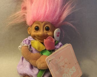 Vintage Mother's Day troll doll