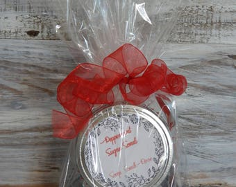 Gift Set, Lotion Bar, Sugar Scrub, Natural, Mango Butter, Coconut Oil, Local Beeswax, Gift under 15, Wrapped, Skincare, Moisturizer,