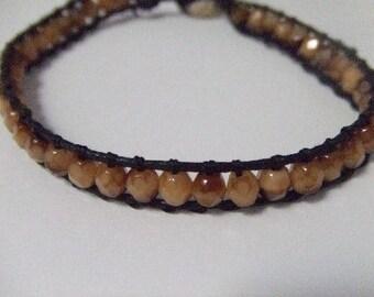 Chan Luu style bracelet wrap