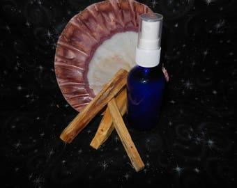 Palo Santo Smudge Spray