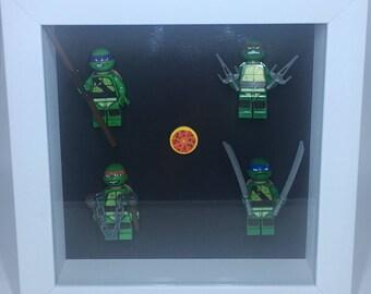 Teenage Mutant Ninja Turtles Shadowbox