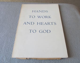 1969 Hands to Work and Hearts to God, Shaker Life in Maine, Bowdoin College