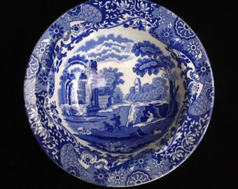 Spode | Blue Italian | Bowl | 6.5 inches | Three available
