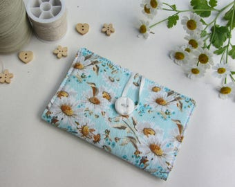Card Wallet – Business Card Holder – Business Card Wallet – Credit Card Holder – Credit Card Wallet – Fabric Wallet – Card Pouch