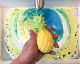 Fineapple Bath Bomb