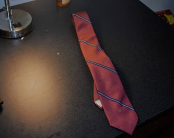Extremely rare vintage 1960s Christian Dior necktie