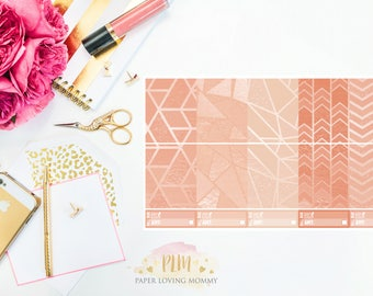 May Full Box Stickers | Planner Stickers designed for use with the Erin Condren Life Planner