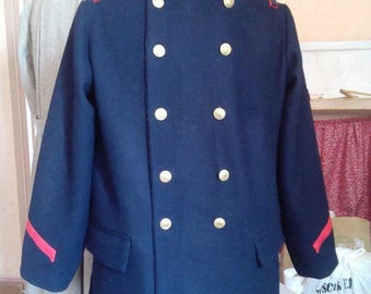 The French Marines model 1873 overcoat