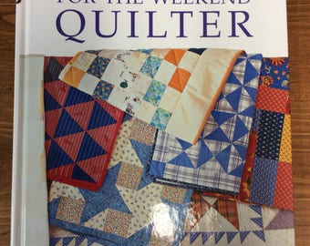 DESTASH - Quick and easy projects for the weekend quilter