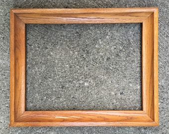 Wood Frame Wood Picture Frame Vintage Frame Photo Frame Art Frame 16x12 Frame Antique Frame Old Frame for Mirror Chalkboard Frame