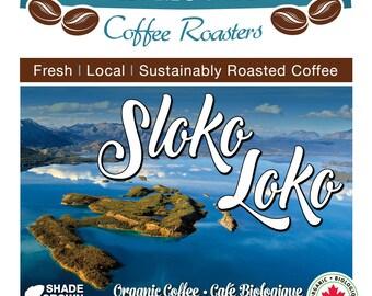Sloko loko. French Roast Peru Amazonas