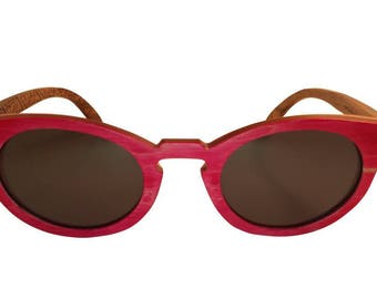 CANDY laminated wooden sunglasses