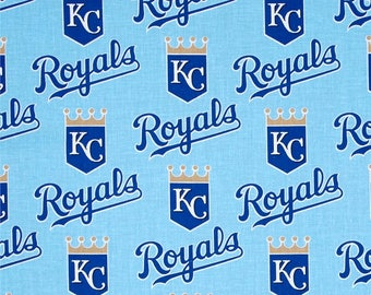 Kansas City Royals Lined Placemat, Bowl Mitt, Hot Pad, Matching Lined Table Runner