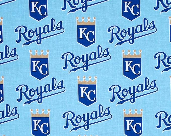 Kansas City Royals Lined Placemat, Bowl Mitt, Hot Pad, Matching Lined Table Runner