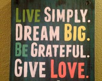 Live Dream Be