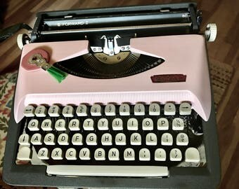 Little Pink Royal Parade/Forward Typewriter