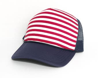 Independance Day Stripes Hat