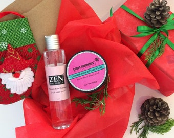 Mothers Day gift/ Set 46 / For Face /Facial Mask / Facial Toner /