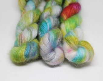 Balloon - Drift - Kid Mohair Silk Laceweight