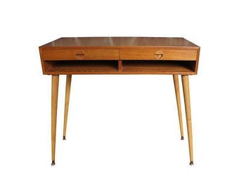 EXTRA 10% OFF Mid-Century Danish Teak Console Table