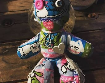 "Voodoo doll / Voodoo Doll ""Be Kind"""