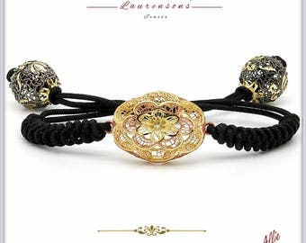 9k Gold Bracelet | Allie