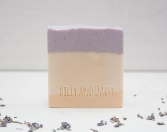Goat's Milk and Lavender Soap