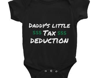 Tax Infant Bodysuit