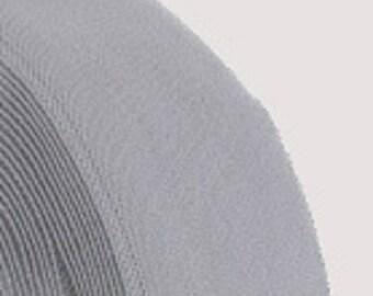 Elastic belt 38mm, grey