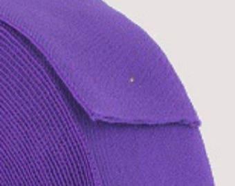 Elastic belt 38mm, purple