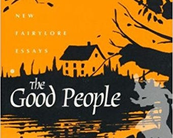 New FairyLore Essays The Good People