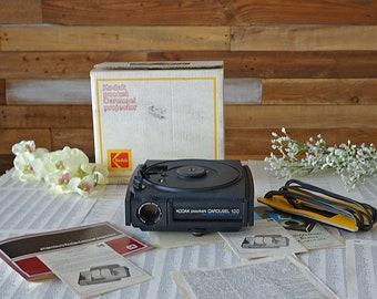 Vintage Kodak slide projector Pocket carousel Model 100 Working projector