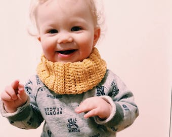 Toddler Size Inifity Scarf - Cowl
