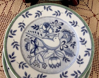 "Villeroy & Boch ""Switch 3 Cordoba""  DINNER + 2 SALAD Plates"