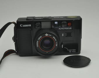 Classic Canon AF 35 M Point and Shoot Camera AF35M