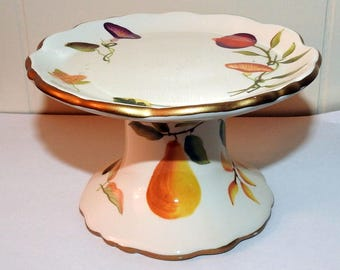 Autumn Leaves Leaf Pear Candle Holder or Stand