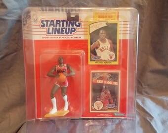 1190 Michael Jordan NIP starting Lineup figure