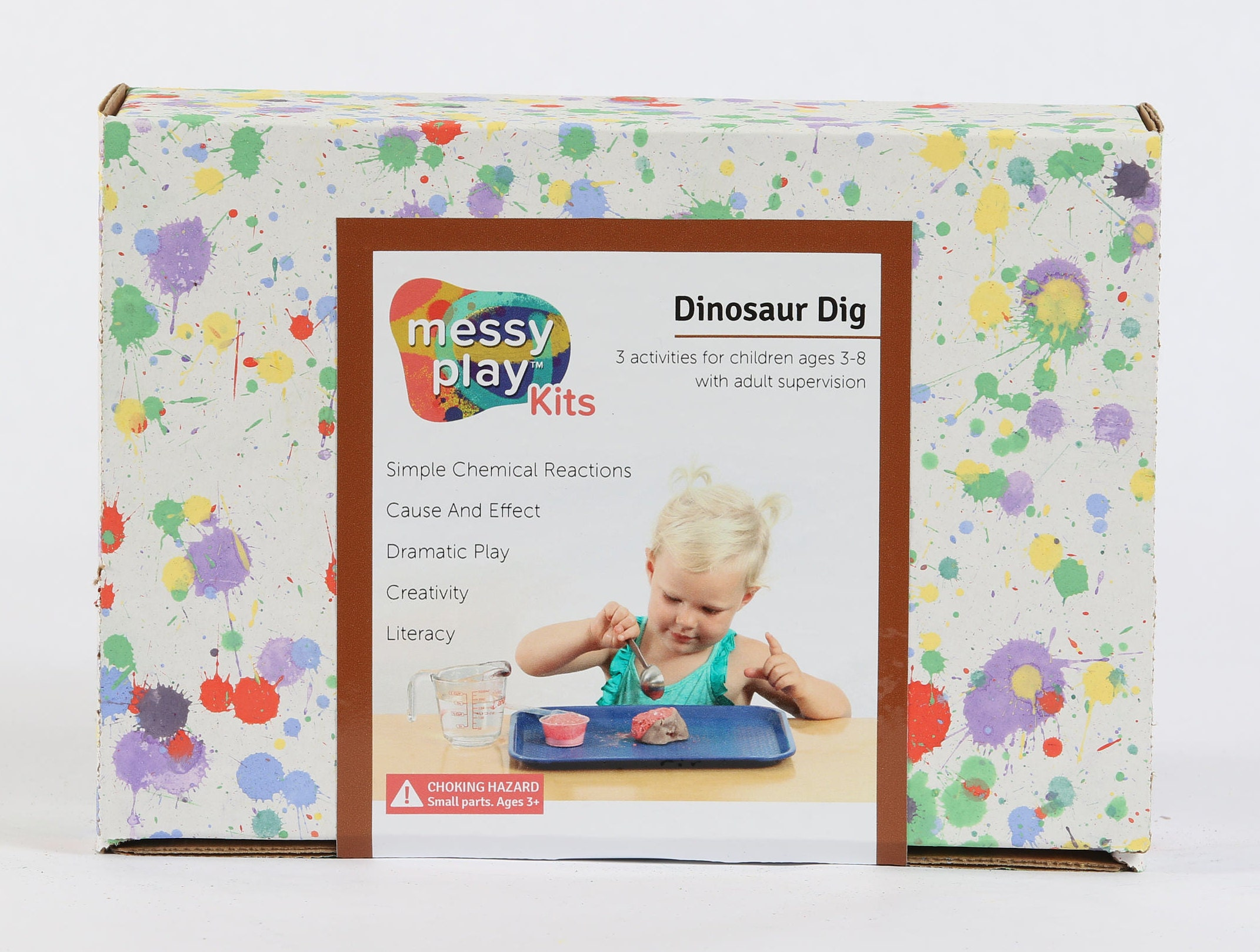 Science Kit for Kids Dinosaur Toys Kids Activity Box