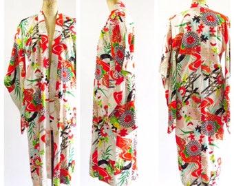 1950's Kimono