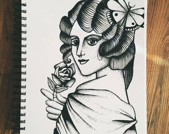 Hand Drawn Art