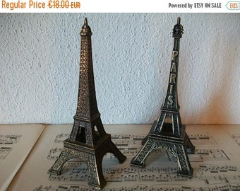 ON SALE Eiffel Tower//Eiffel Tower Statue//Paris Decor//Paris Souvenir//Tour d' Eiffel// Found And Flogged