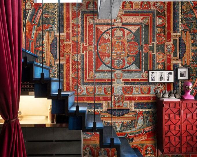 Mandala wallpapers - Mandala wallpaper mural