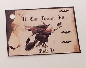 9 Witches Broom